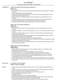 marketing resume samples formidable resume for marketing job