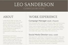 35 free microsoft word resume templates that u0027ll land you the job