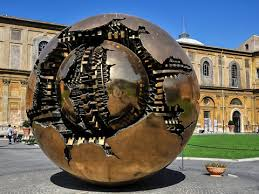 cortile della pigna cortile della pigna vatican museums rome