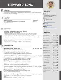 Purdue Resume Resume U2013 Trevvor D Long