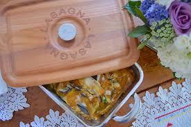 thanksgiving lasagna recipe autumn harvest lasagna recipe and giveaway with lagostina