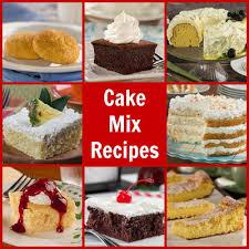 7 diabetic friendly cake mix recipes everydaydiabeticrecipes com