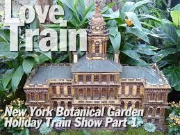Train Show Botanical Garden by Holiday Train Show Ny Botanical Garden Part 1 Forgotten New York