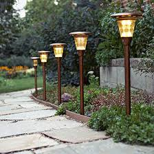 how to install garden lights how to install outdoor landscape lighting better homes gardens