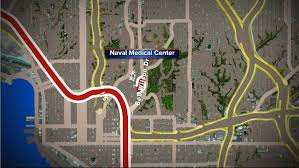 balboa naval hospital map lockdown order lifted at naval center san diego