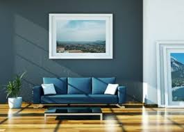 blue living room chairs living room dark blue walls modern house and yellow chairs leather