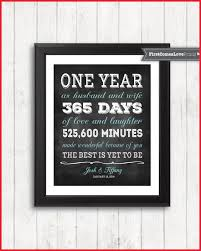 1 year anniversary gift ideas best 1 year anniversary gifts 181993 emejing 1 year wedding