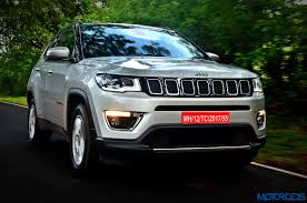 orange jeep compass jeep compass india review price specs mileage image gallery
