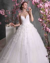 wedding dress collections seven 2018 wedding dress collection martha stewart