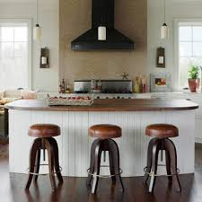 Kitchen Island With Barstools by Backless Stools For Kitchen Islands Basements Ideas