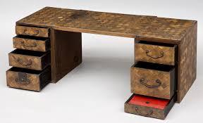 Japanese Desk Japanese Traveling Writing Desk Circa 1880