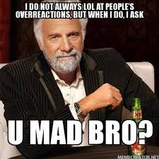 Mad Bro Meme - lol you mad bro pictures fantasia photo editor for android arab