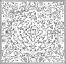 optical illusion coloring pages printable enjoy coloring regarding