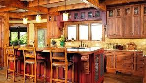 rustic kitchen design ideas small rustic kitchen rudranilbasu me