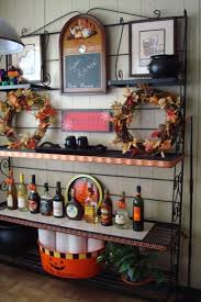 kitchen decorating ideas for fall decorating 35