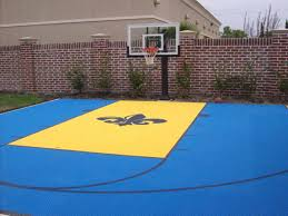 flex court basketball courts neave group