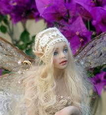 Beautiful Fairies by Beautiful Fairy Ooak Hiddleston Original Doll Miniature Wings