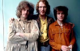 Members Of Blind Faith Eric Clapton On Cream