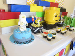 ninjago cake toppers simplyiced party details lego ninjago birthday party