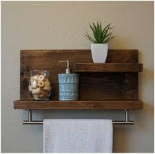 bathroom wooden bathroom shelves ikea pallet bathroom shelf idea