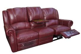 semi aniline leather sofa 14 leather sofas with recliners carehouse info