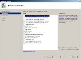 installing and configuring remote desktop services terminal