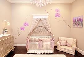 Nursery Furniture Store Los Angeles Mel B U0027s Celebrity Nursery In Los Angeles Little Crown Interiors