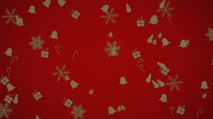 animated red christmas presents on a white background with plenty