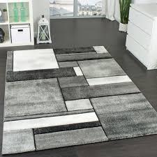 Wohnzimmer Modern Beige Designer Teppich Kariert Wohnzimmer Teppich Modern Real