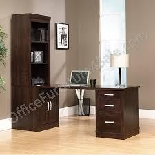 Sauder Executive Office Desks Sauder Office Port Photogiraffe Me