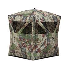 go big with barronett blinds radar hunting hub blind in