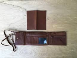 rolf u0027s brown leather wallet purse e10190947033097649m 16 00
