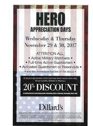 dillard s appreciation days the summit reno