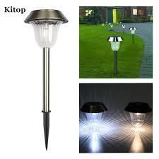 Solar Powered Post Cap Lights by Online Get Cheap D Light Solar Lamp Aliexpress Com Alibaba Group