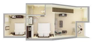 floor plan of a hotel d home floor plan intercine pictures 3d gorgeous 2 bedroom plans