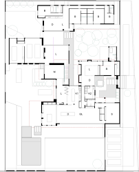 Villa Floor Plan by Gallery Of Super Villa Wolf Architects 13