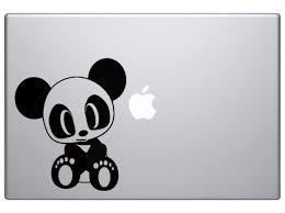 jdm panda sticker amazon com jdm team panda racer decal vinyl car wall laptop