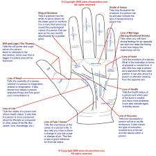 how to read palms palm reading palm and reading charts