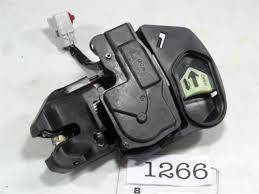 2006 honda accord trunk latch assembly 1998 2002 honda accord trunk lock latch oem b1266