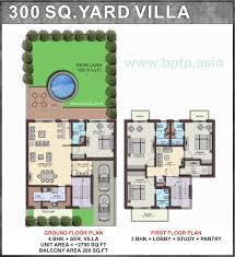 villa floor plans plans plans for villas