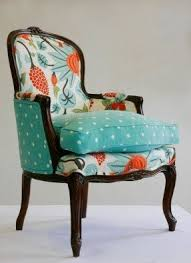 Antique Accent Chair Floral Accent Chairs Foter