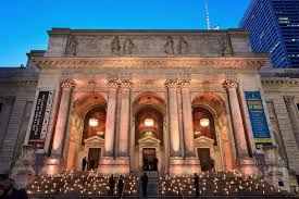 Wedding Arch Nyc This Super Glam Wedding At The New York Public Library Is Nyc At