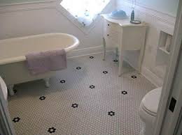 Small Bathroom Floor Tile Ideas Best Small Bathroom Floors Showers Are Almost Always White
