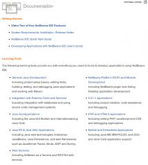 Stagehand Resume Examples by The Top 10 Netbeans Features According To Its Users Jaxenter