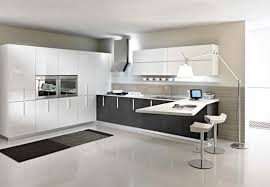 Modern White Kitchen Designs Modern White Kitchen Best Modern White Wood Kitchen Cabinets