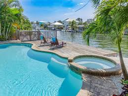 cora canap coral castle coral castle waterfront on water canal heated