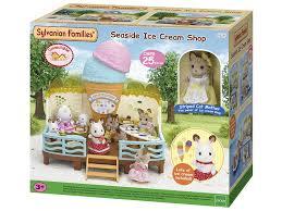 Sho Epoch sylvanian families seaside shop ca toys