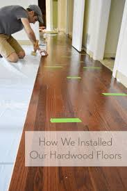 Hardwood Floor Installation Tips Hardwood Floor Install Home Design