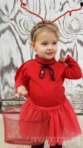 Wilson Volleyball Halloween Costume Ladybug Fly Diy Toddler Costume U2013 Anchor Drop