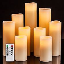 flameless candles battery operated candles 4 5 6 7